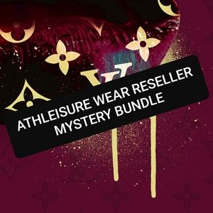 10 items Women's Athleisure Reseller Bundle